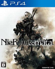 PS4ニーア オートマタの画像