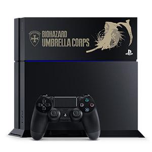 PS4プレイステーション4 バイオハザード スペシャルパックの画像